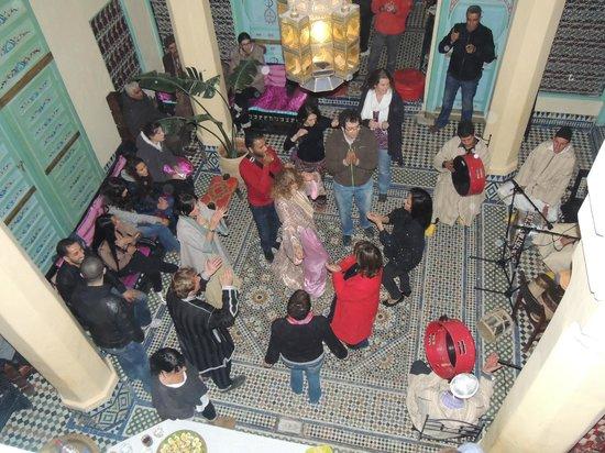 Riad Amazigh Meknes: New Year 2013 @ Riad Amazigh