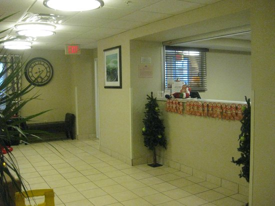Candlewood Suites Chicago O'Hare: lobby area