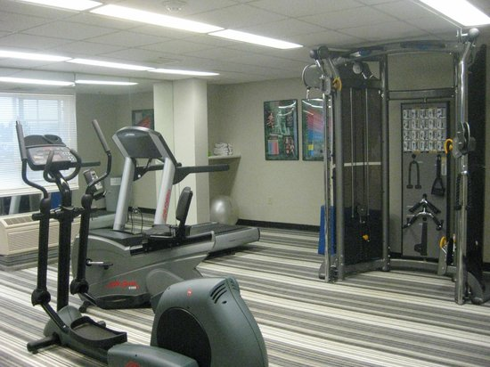 Candlewood Suites Chicago O'Hare: fitness room