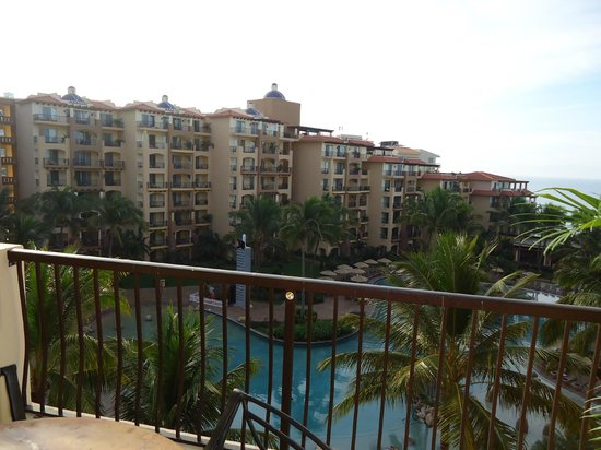 Villa Del Palmar Flamingos Beach Resort & Spa Riviera Nayarit : View from Room