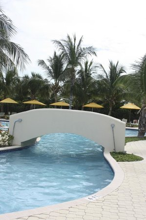 Alexandra Resort: Pool Bridge