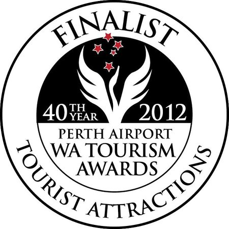 The WA Museum Geraldton was a finalist in the 2012 WA Tourism Awards