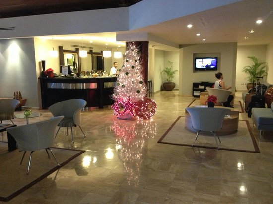 Tortuga Bay Hotel Puntacana Resort & Club: VIP lounge at the airport upon departure
