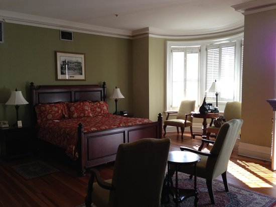 Jekyll Island Club Resort: Room