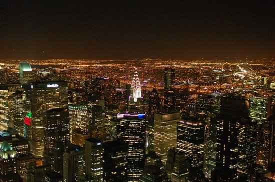 Beautiful City Spectacular View Picture Of Empire