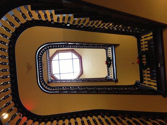Jekyll Island Club Resort: Stairway