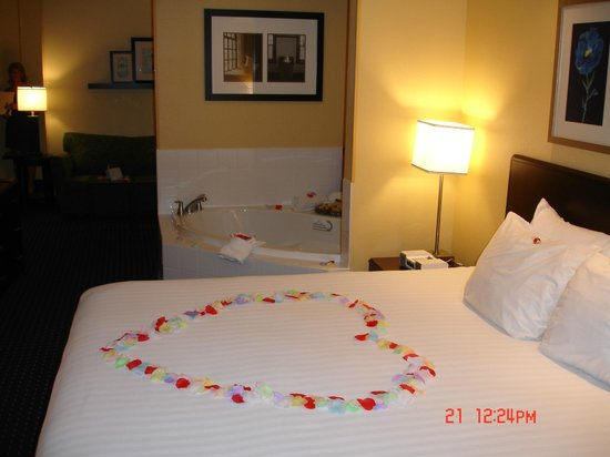 SpringHill Suites by Marriott New Bern: Couples
