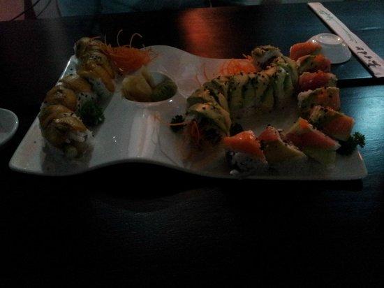 Kappa Sushi Fortuna: sushi