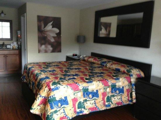 جلف كوست إن نابولي: Bed 