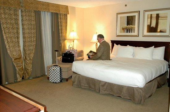 沃斯堡希爾頓酒店照片