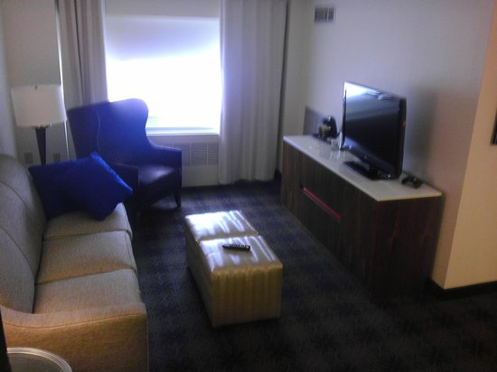 DoubleTree by Hilton Hotel & Suites Pittsburgh Downtown: Comfy sitting room
