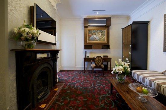 Best Western Premier Terrace Hotel: Terrace Suite