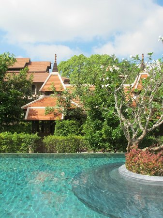 Siripanna Villa Resort and Spa Chiang Mai: Let's swim