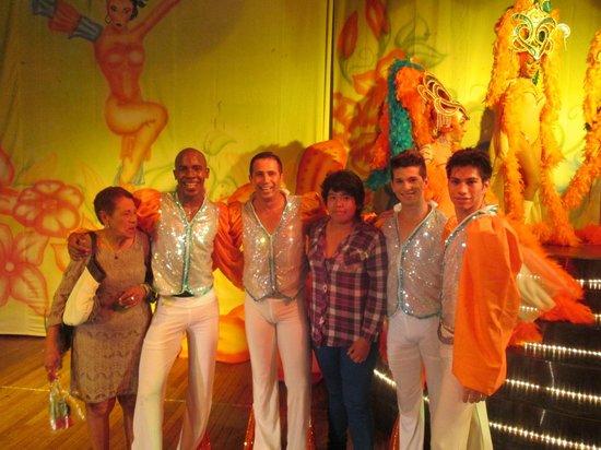Grand Palladium Vallarta Resort & Spa: con los guapisimos bailarines