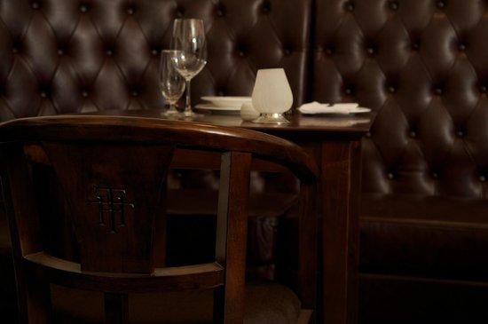 Best Western Premier Terrace Hotel: The Restaurant