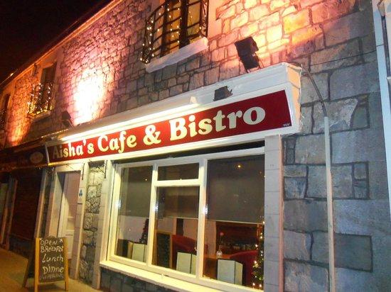 Drogheda, Irland: Aisha's
