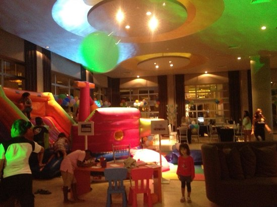 Paradisus Playa Del Carmen La Esmeralda: Kids zone
