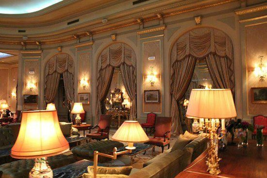 El Palace Hotel: decor 2