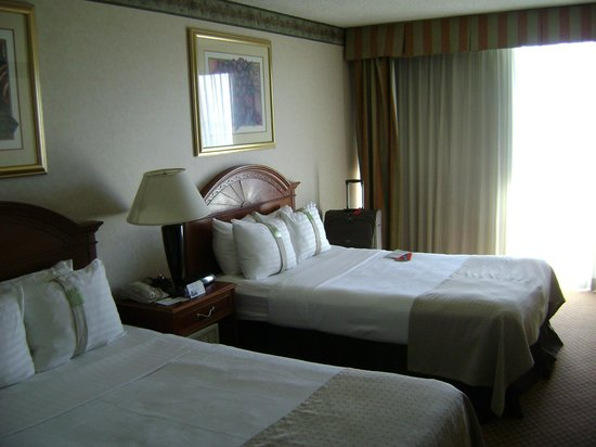 Holiday Inn Civic Center (San Francisco): 2 x Queen room