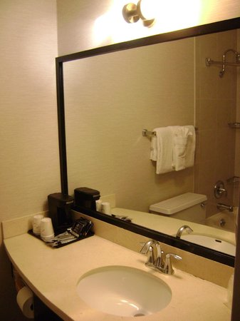 ‪‪Holiday Inn Civic Center (San Francisco)‬: Bathroom‬