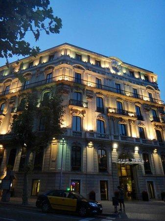 โรงแรมซิลเคน แกรน ฮาวาน่า: Silken Gran Hotel Havana.
