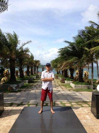 MerPerle Hon Tam Resort: lovely resort