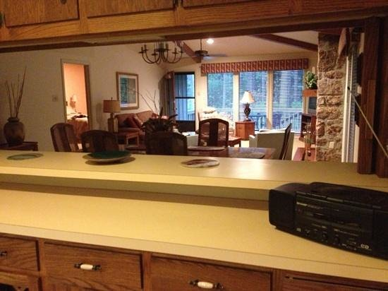 Red Apple Inn and Country Club: from kitchen