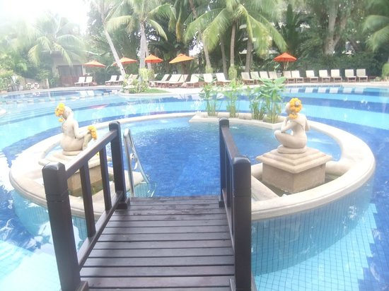 Siam Bayshore: Hotel & Grounds, View from room, Pool area, Family / Play earea