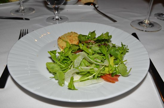 talking stick resort christmas dinner salad