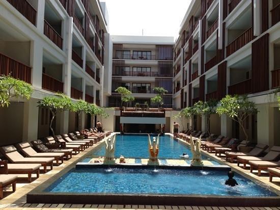 The Magani Hotel and Spa: main pool