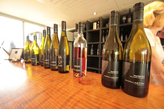 Wine Art and Wilderness: wine