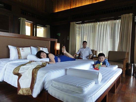 MerPerle Hon Tam Resort: Deluxe bangalow