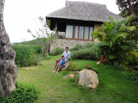 MerPerle Hon Tam Resort: Deluxe bungalow