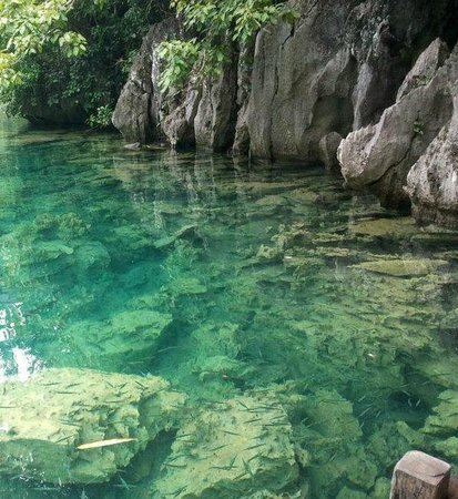 Centro Coron Bed and Breakfast: Kayangan Lake- A must see!!!