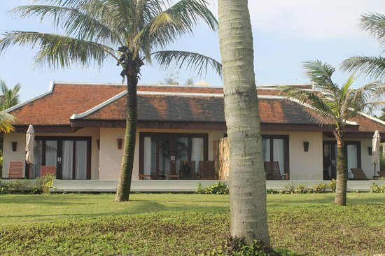 Ana Mandara Hue Beach Resort: Beach front Villa