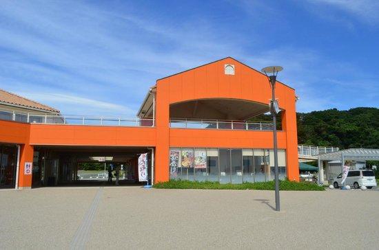 Michi-no-Eki Akabane Loco Station : 赤羽根ロコステーション