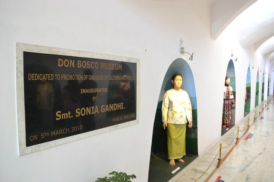 Don Bosco Centre for Indigenous Cultures: worth a visit!