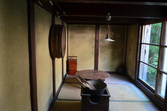 Nankichi Niimi's Birthplace : 南吉の生家