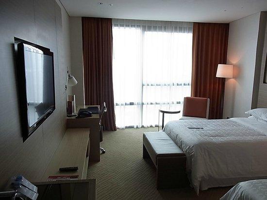 Sheraton Seoul D Cube City Hotel: シェラトン・ソウルディーキューブシティーホテル② 