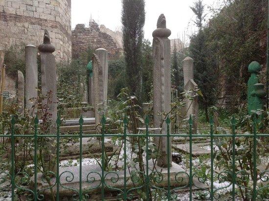 Islamic Religious Sahabe Day Tours: Islamic Sahabe Cemetery Istanbul