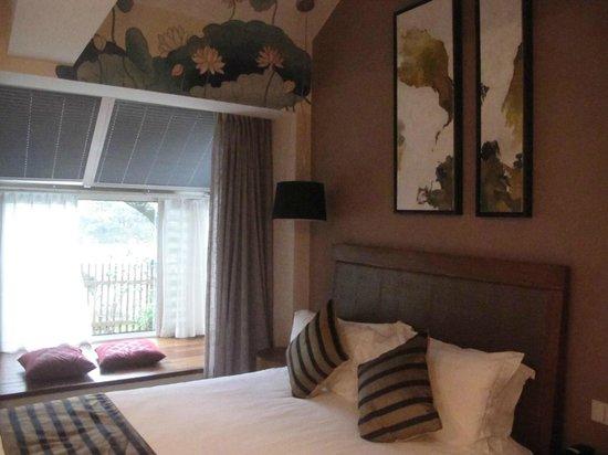 Lotus Glade Hotel 52 Villa: Nice design