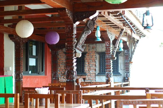 Hungry Eye Restaurant & Bar : Restaurant interior