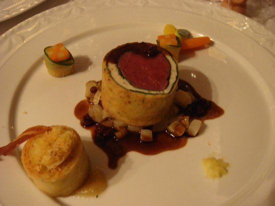 Hotel Restaurant Zur Krone: Hauptspeise