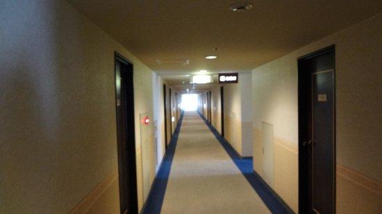 Minami Awaji Royal Hotel: rouka
