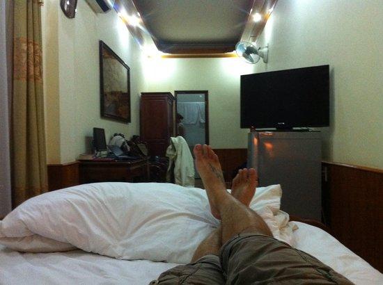 Hanoi Style Hotel :                   Room 503