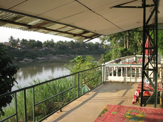 Sedone River Guesthouse: View from the Deck