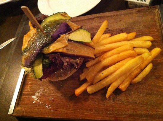 The Daily Grind: Burger - Lamb