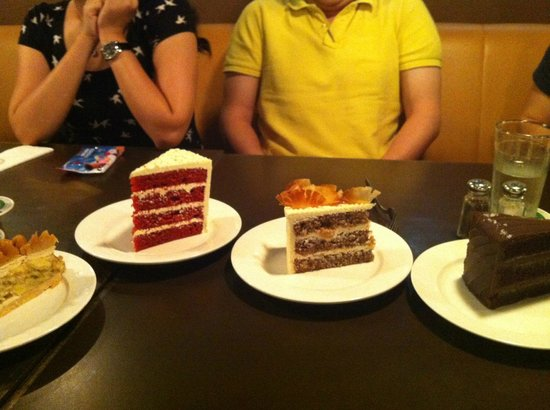 The Daily Grind: Cakes
