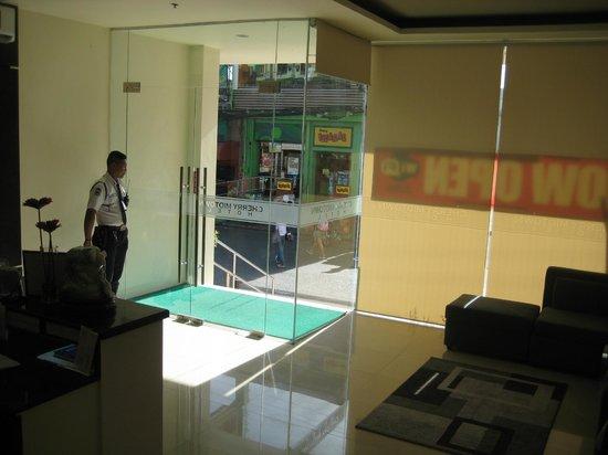Cherry Midtown Hotel: Lobby