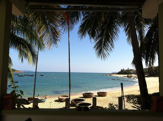 Haven Vietnam: beautiful view from Haven Guesthouse 